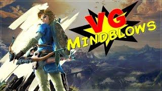 Zelda Breath Of The Wild SECRET CHIME! - VG Mindblows