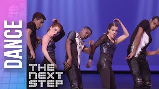 "getlinkyoutube.com-The Next Step - Extended: Internationals ""Shining Lights"" Dance (Season 3)"