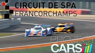 getlinkyoutube.com-Project CARS Spa-Francorchamps Hotlap LMP2 RWD P20