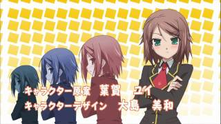 getlinkyoutube.com-Baka to Test to Shoukanjuu OP HD