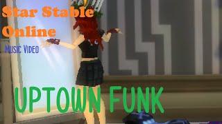 getlinkyoutube.com-Star Stable Online - Uptown Funk (Music Video)