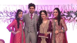 getlinkyoutube.com-Best New Modern Pakistani Style Walima Highlight Trailer | Mishaal and Nasir | (Sialkot) - 2015