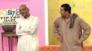 Best Of Zafri Khan and Abida Baig New Pakistani Stage Drama Full Comedy Clip