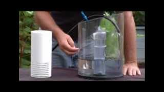 getlinkyoutube.com-Trouble FREE Bell Syphon - Automatic Siphon Aquaponics Flood & Drain Beds