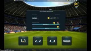 getlinkyoutube.com-Fifa Online 3 Manager Mode Legend C (Formation & Strategy Ranking Manager)