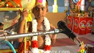 Nallur Kanthan 9th Thiruvizha 2013
