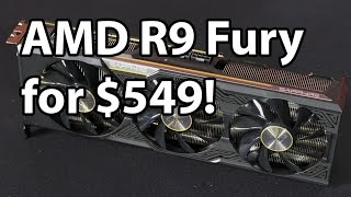 getlinkyoutube.com-Sapphire Radeon R9 Fury 4GB Review with CrossFire Results