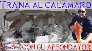 getlinkyoutube.com-Come pescare i calamari - Traina con gli affondatori, metodo Stefano Adami
