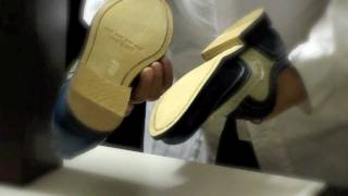 getlinkyoutube.com-Shoes factory BERG