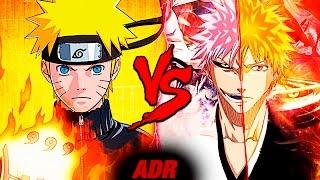 getlinkyoutube.com-Naruto VS. Ichigo | ARENA DO RAP
