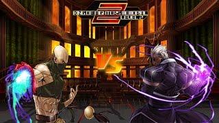 [KOF Memorial Lv.2 Golden Edition GamePlay] Lin (Cpu) vs Boss Original Zero (Me)