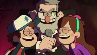 getlinkyoutube.com-Gravity Falls | Love Like You