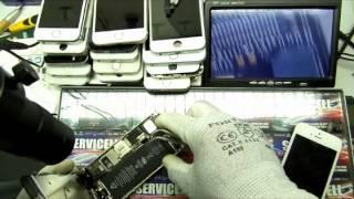 getlinkyoutube.com-reparación iphone 5s error 4013 , 4005,   + falla touch y  conector del display curso iphone 5s y 6