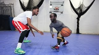 getlinkyoutube.com-Dwarf Basketballer: Proving Size Doesn't Matter On The Court