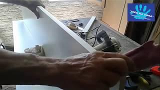 getlinkyoutube.com-🔨COZINHA EM MDF # 2  MÃO NA OBRA