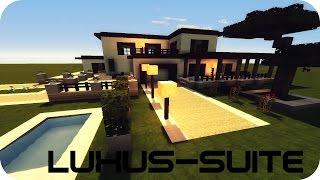 getlinkyoutube.com-Minecraft Tutorial - Wie baue ich ein schönes Haus #6 (Luxus-Suite)