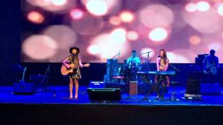 Oceans (Hillsong)- Jayesslee Asia Tour 2015 Singapore