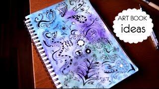 ART BOOK идея от ALEX_RIDE