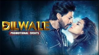 Dilwale Movie 2015  | Hindi | Shahrukh Khan | Kajol | Varun Dhawan | Kriti  | Full Promotion Event