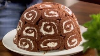 getlinkyoutube.com-Rachel's Recipes: Swiss Roll Bowl Cake