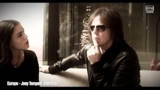 getlinkyoutube.com-Europe Joey Tempest  Intervista rocknrollradio.it