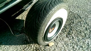 getlinkyoutube.com-Spare Tire Subwoofer