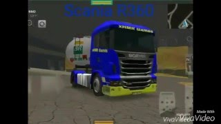 getlinkyoutube.com-Grand Truck Simulator | Skins de trucks e cargas!!
