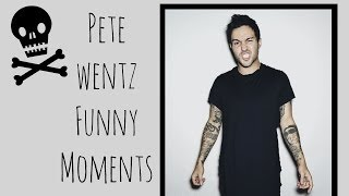 getlinkyoutube.com-Pete Wentz Funny Moments