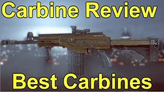 getlinkyoutube.com-BATTLEFIELD 4 - Review Of Carbines What Is The Best One?