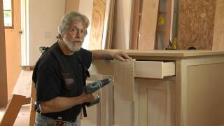 getlinkyoutube.com-Build a Simple Jig to Drill Cabinet-Handle Holes Perfectly