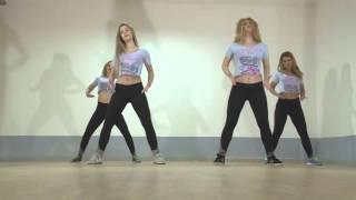 """getlinkyoutube.com-""""Laira"""" warm up Zumba with Fit Body"""