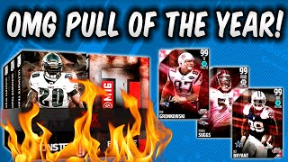 getlinkyoutube.com-MONSTER BUNDLE WOW! OMG BEST PULL EVER! 99 LIMITED EDITION RAINING ELITES - MADDEN 16 ULTIMATE TEAM