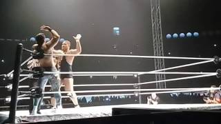 getlinkyoutube.com-Kishan Raftar (Lovepreet Sangha) Vs Jason Jordan | Full Match | WWE Live India