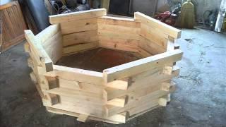 getlinkyoutube.com-pierwsze prace w drewnie ;)