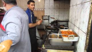 Algeria | Street Food in the Algiers' historic Casbah