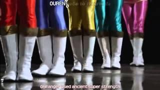 getlinkyoutube.com-Gokaiger Goseiger Super Sentai 199 Hero Great Battle At .5 Speed