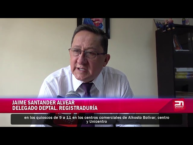 INSCRIPCIÓN DE CÉDULAS Y CANDIDATOS
