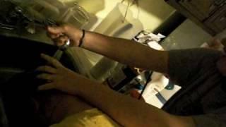 getlinkyoutube.com-Trifecta washes Kaitlynn's hair