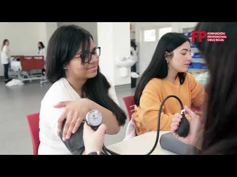 Técnico Cuidados Auxiliares de Enfermería - Centro FP Cruz Roja