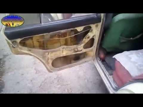 Ремонт склопідіймача ВАЗ 2106.