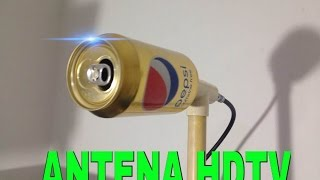 getlinkyoutube.com-✔ antena hd casera ultra potente con lata de pepsi
