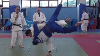 """getlinkyoutube.com-Judo Koji Komuro """"Uchi mata Reverse"""" Montebelluna (TV) 29 dic. 2016"""
