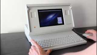 getlinkyoutube.com-Macintosh Portable running OS X