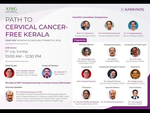 HPV Testing for cervical cancer screening Dr Sankaranarayanan