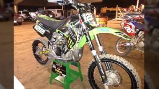 Damon #122 WNC AG Arenacross