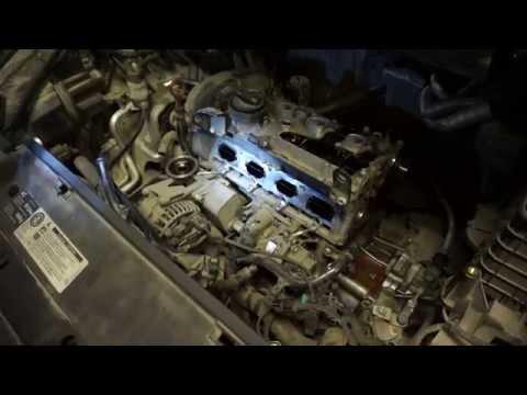 Ремонт двигателя CAWA 2.0 TSI (Volkswagen Tiguan) ч1. - Red Line Servise