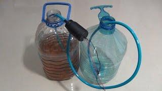 getlinkyoutube.com-Como fazer uma mini bomba de água caseira