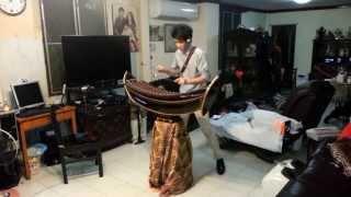 getlinkyoutube.com-Canon Rock (V.2013) Thai Xylophone - Ranad Ek (ระนาดเอก)