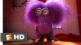 getlinkyoutube.com-Despicable Me 2 (9/10) Movie CLIP - The Purple Minion Attacks (2013) HD