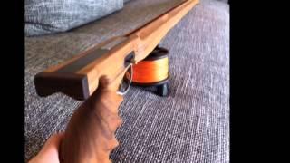 getlinkyoutube.com-Timber Speargun Build